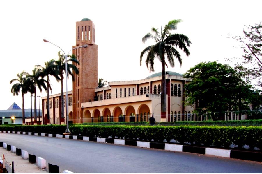 UNILAG Mosque. Photo: Muslim News